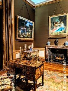 Cabinet dans les appartements de Nicolas Fouquet