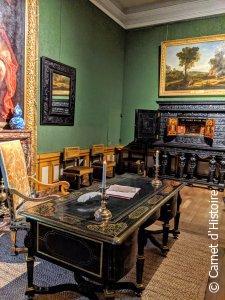 Cabinet des appartements intimes de Nicolas Fouquet