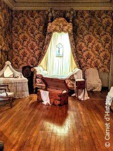 Chambre des appartements privées de la famille Fouquet