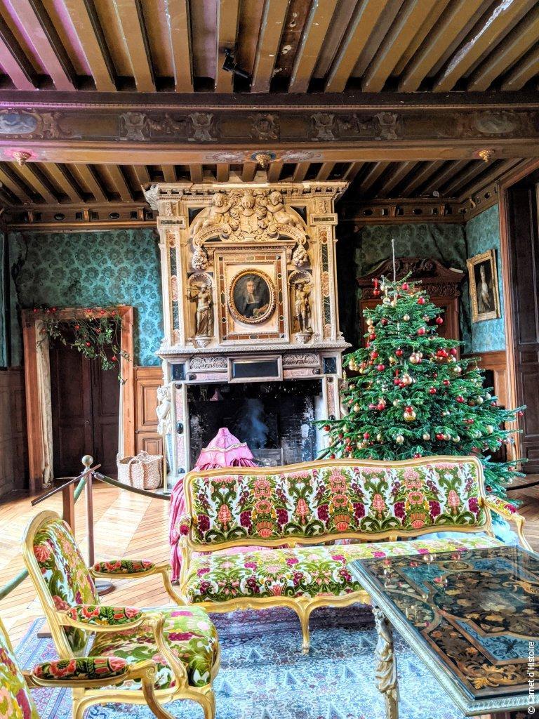 Le Salon Vert ou Salon Henri IV