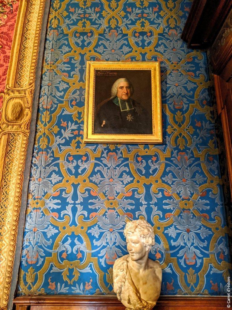 Portrait de Jean-Baptiste de Machault d'Arnouville