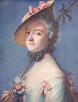 peinture madame pompadour