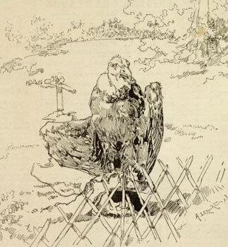 Vautour d'Alexandre Dumas