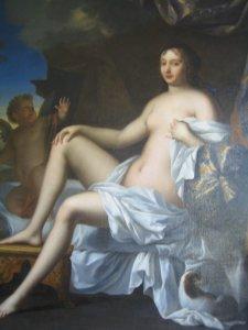 Peinture de Madame Scarron par Louis de Mornay
