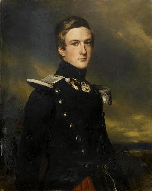 portrait du Duc d'Aumale