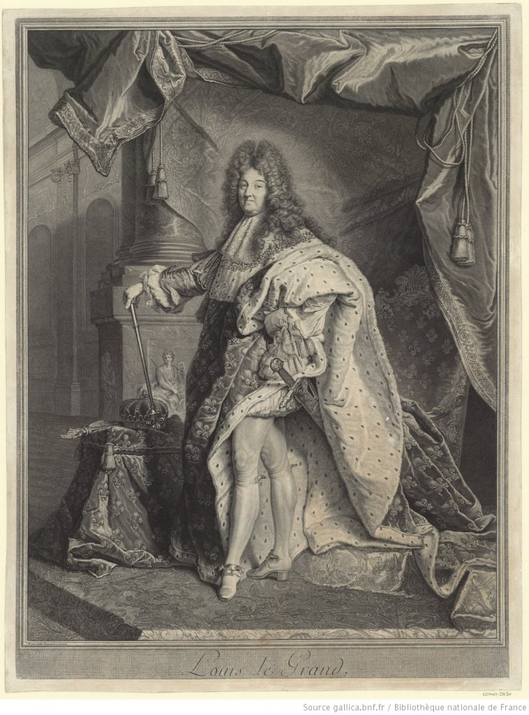 Portrait de Louis XIV
