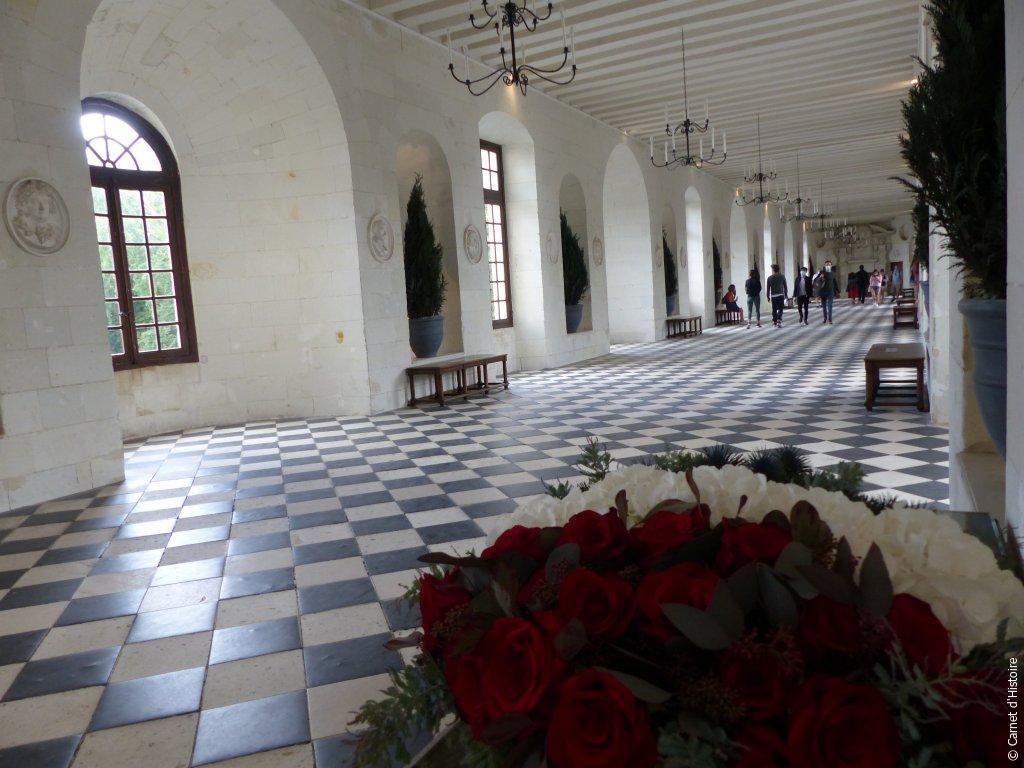 galerie château chenonceau