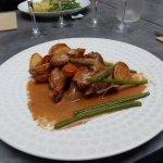 Restaurant le Prosper - Plat Cochon grillé
