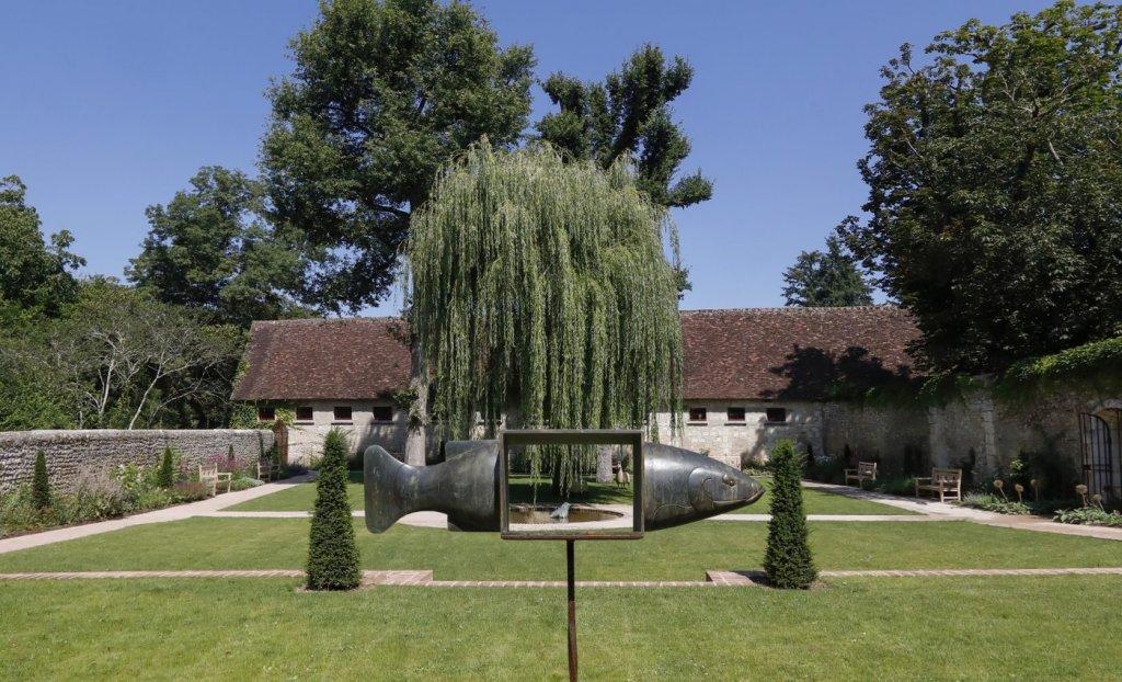 Jardin Russel Page par Dominique Cuoineau