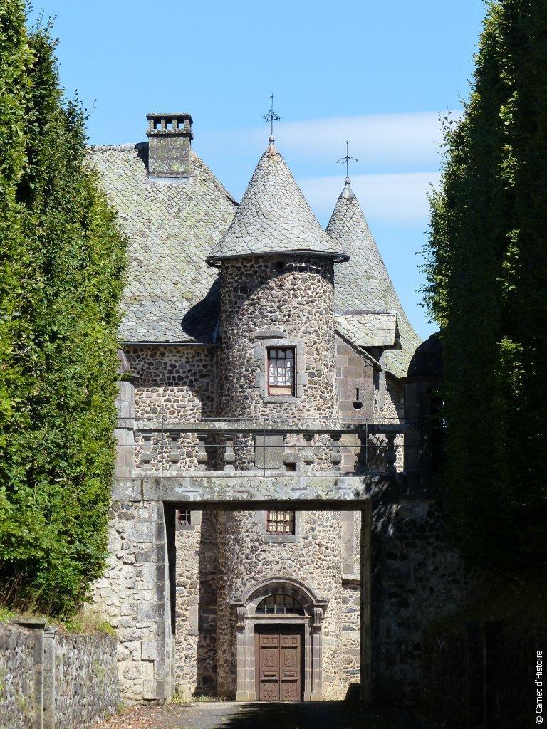 Château de Cordès en Auvergne