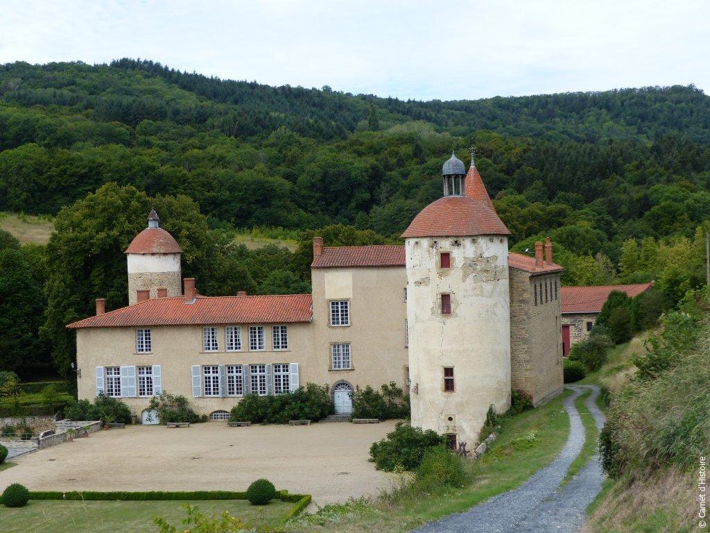 Château de la Bâtisse en Auvergne