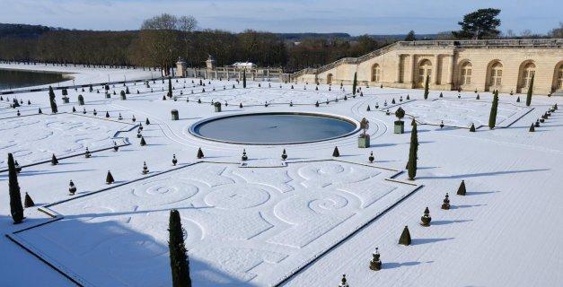 Comment chauffait-on le Château de Versailles