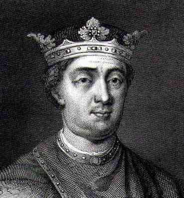 Henri II Roi d'Angleterre