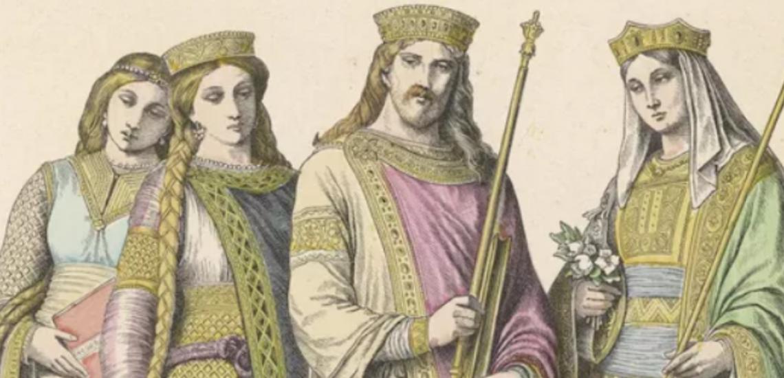 Les femmes de Charlemagne