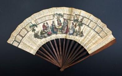 L'éventail « sur l'air de la Carmagnole », 1794