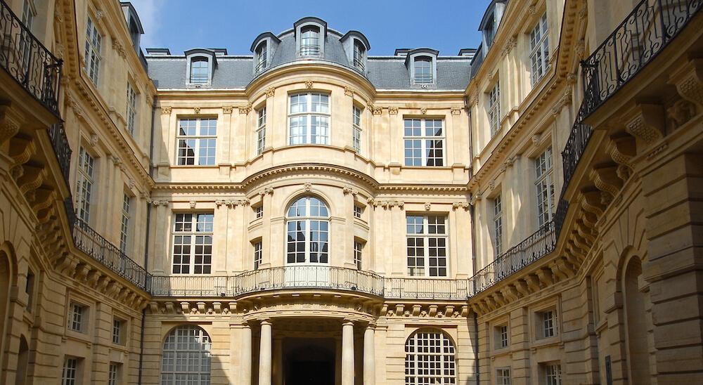 Hôtel de Beauvais de Cateau la Borgnesse