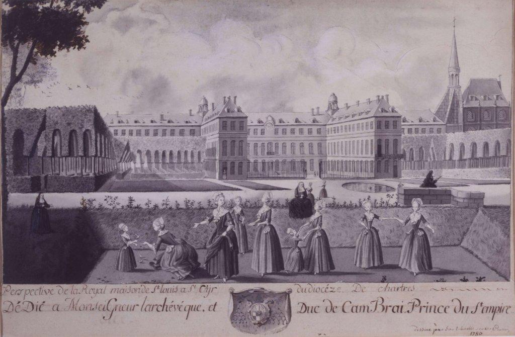 Maison Royale de Saint Louis à Saint Cyr