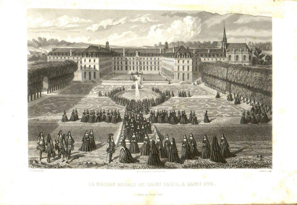 Maison royale Saint Cyr