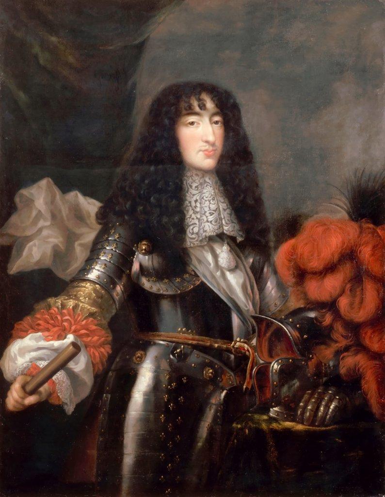 Portrait de Monsieur, Duc d'Orléans