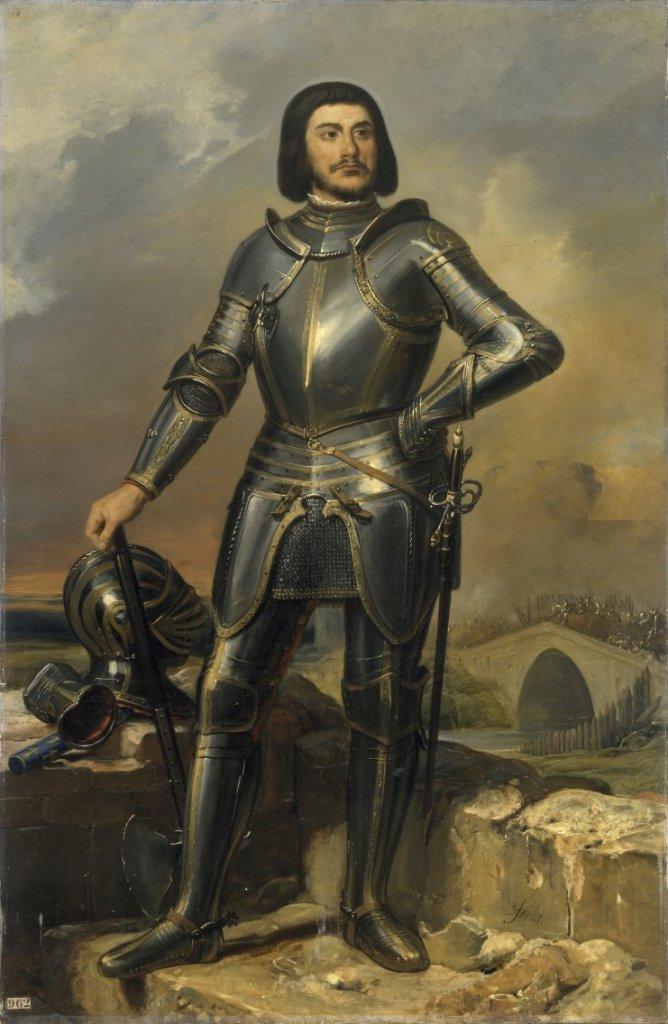 Portrait de Gilles de Rais