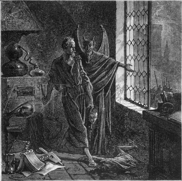 Satanisme Gilles de Rais