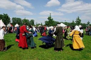Style vestimentaire à l'époque médiévale
