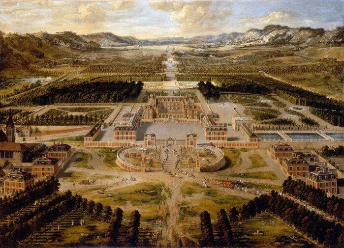 Pierre PATEL (1604-1676) ©RMN – Grand Palais (château de Versailles) Gérard Blot