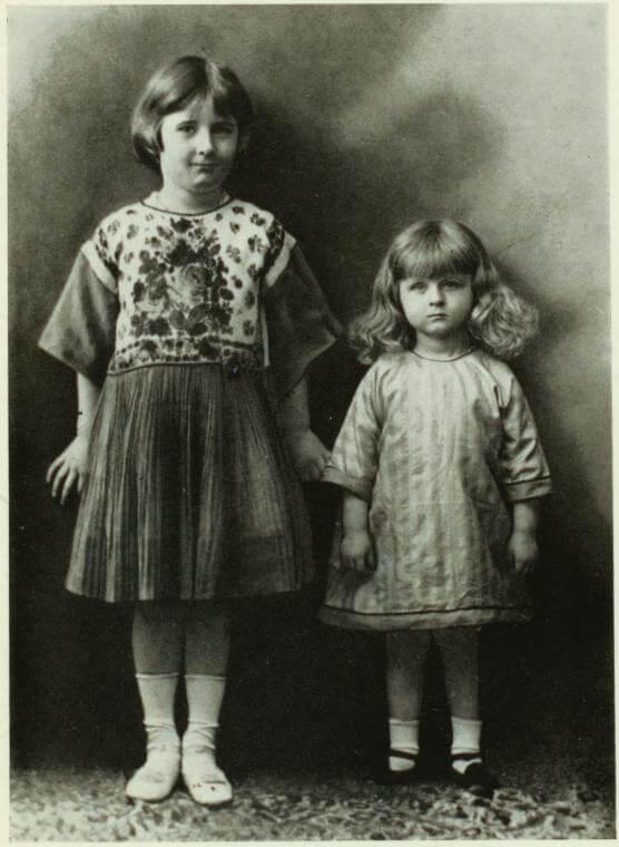 Deirdre et Patrick, les enfants d'Isadora Duncan