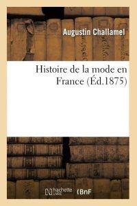 Livre Histoire de la mode