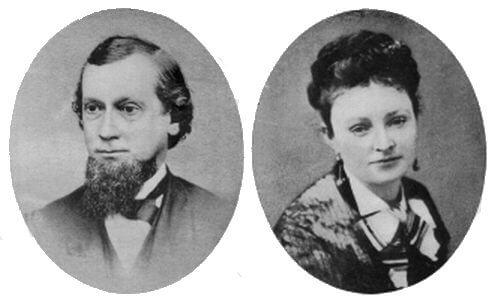 Les parents d'Isadora Duncan