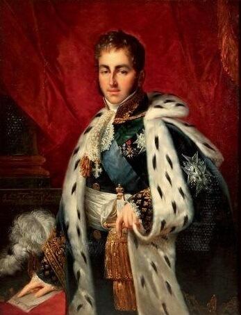Jules de Polignac époux de Gabrielle