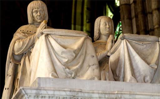 Tombeau d'Anne de Bretagne
