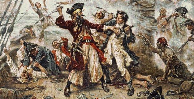 piraterie moyen age