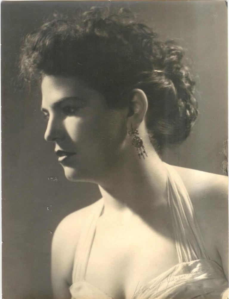 araceli épouse de Juan Pujol Garcia