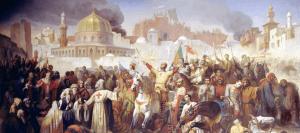 chronologie dates croisades