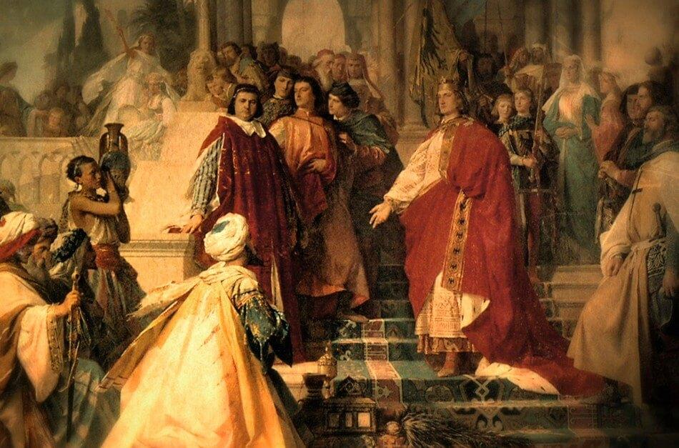 frederic II sixieme croisade