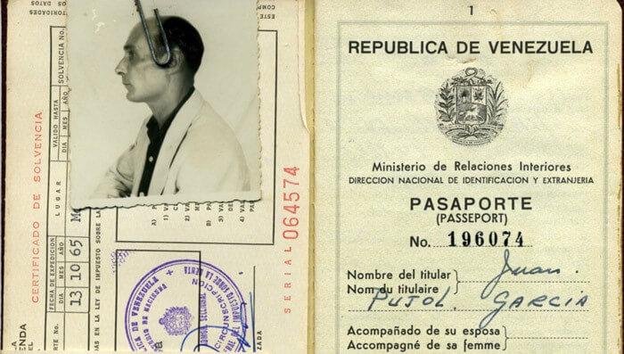 passeport venezuela