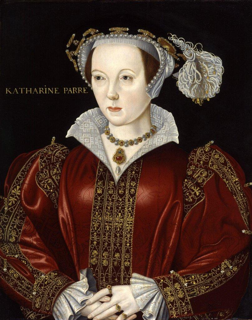 Catherine Parr dernières des épouses Henry VIII