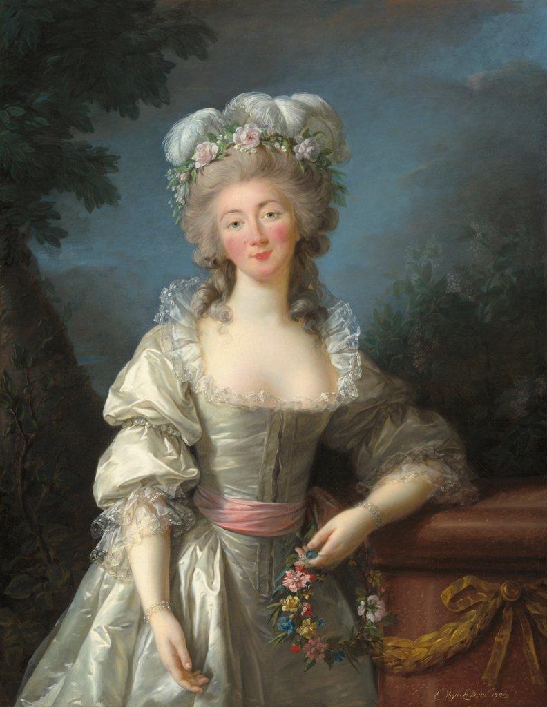 favorites louis XV madame du barry
