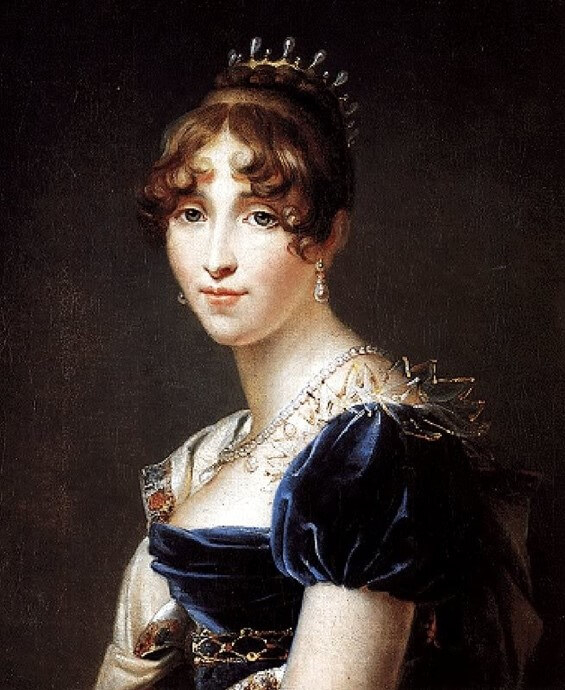 hortense de beauharnais belle-soeur Napoléon