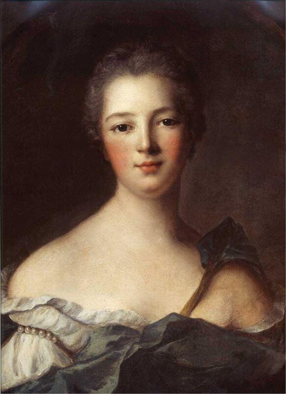 marie tournelle favorites Louis XV