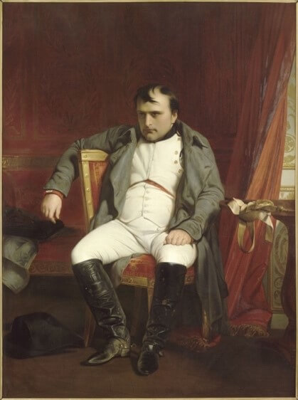 fontainebleau napoleon
