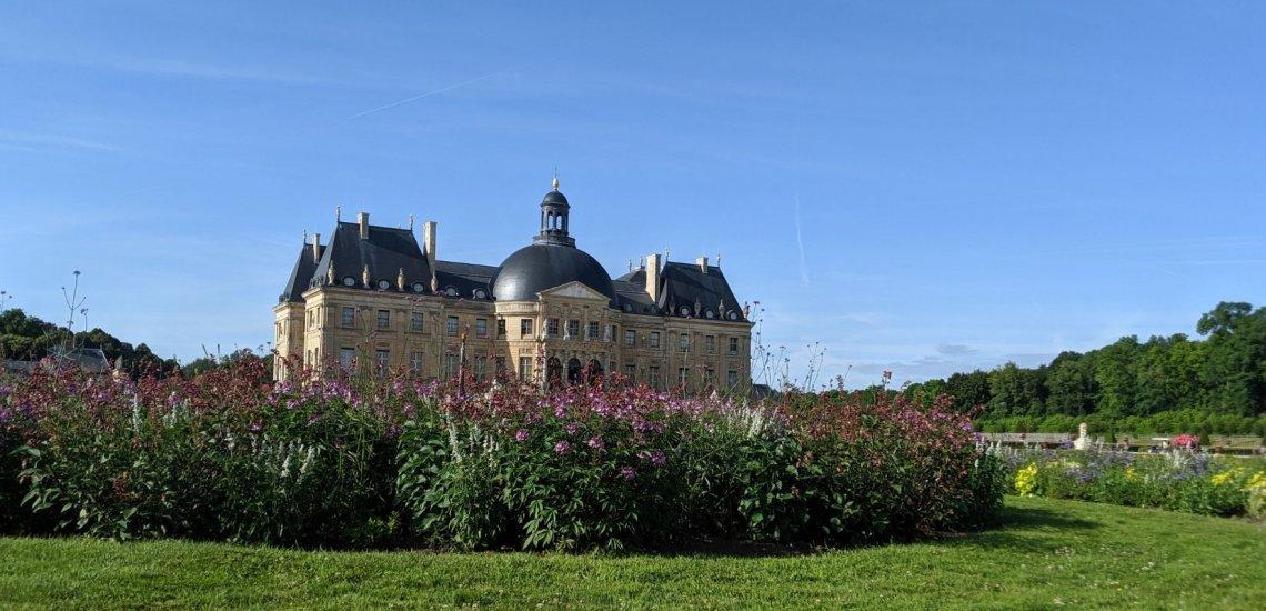 Châteaux ile de france