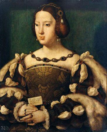 Eléonore d'Autriche seconde des épouses de François Ier