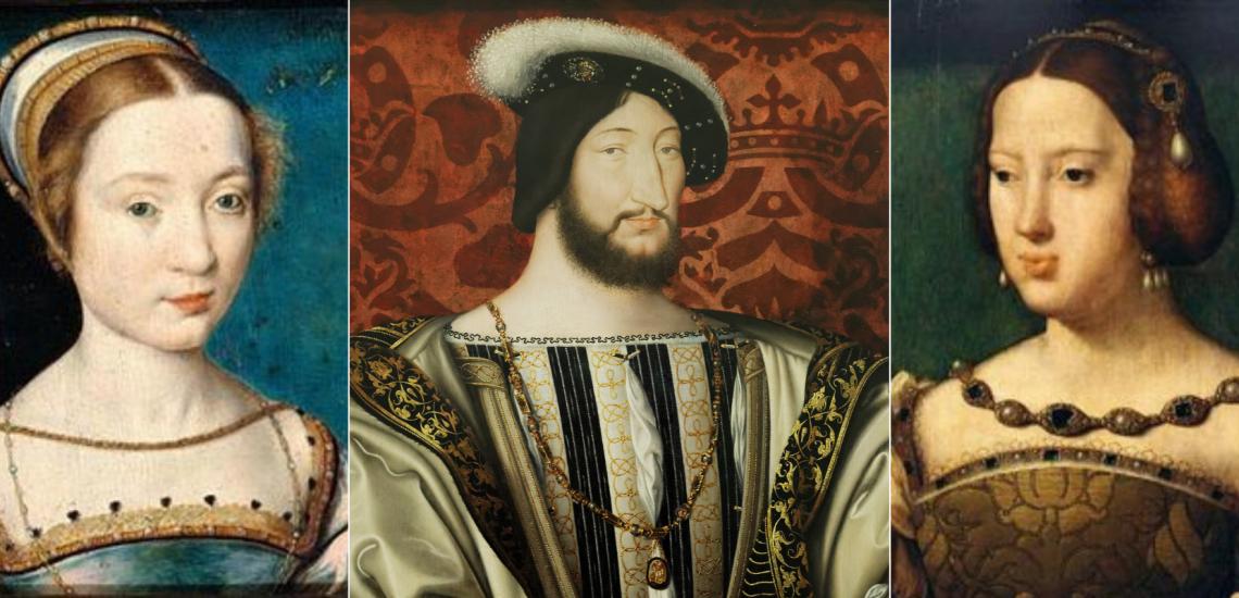 épouses de François Ier