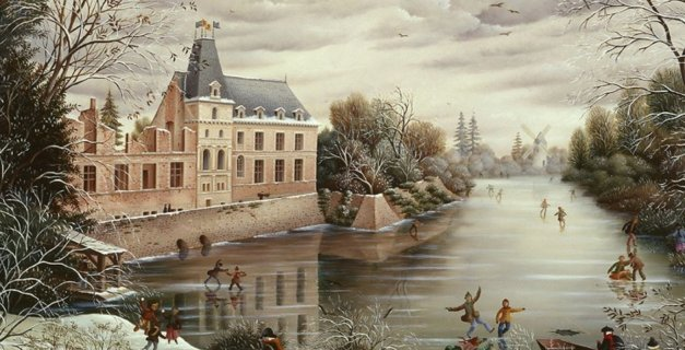 Histoire du Château puy du fou