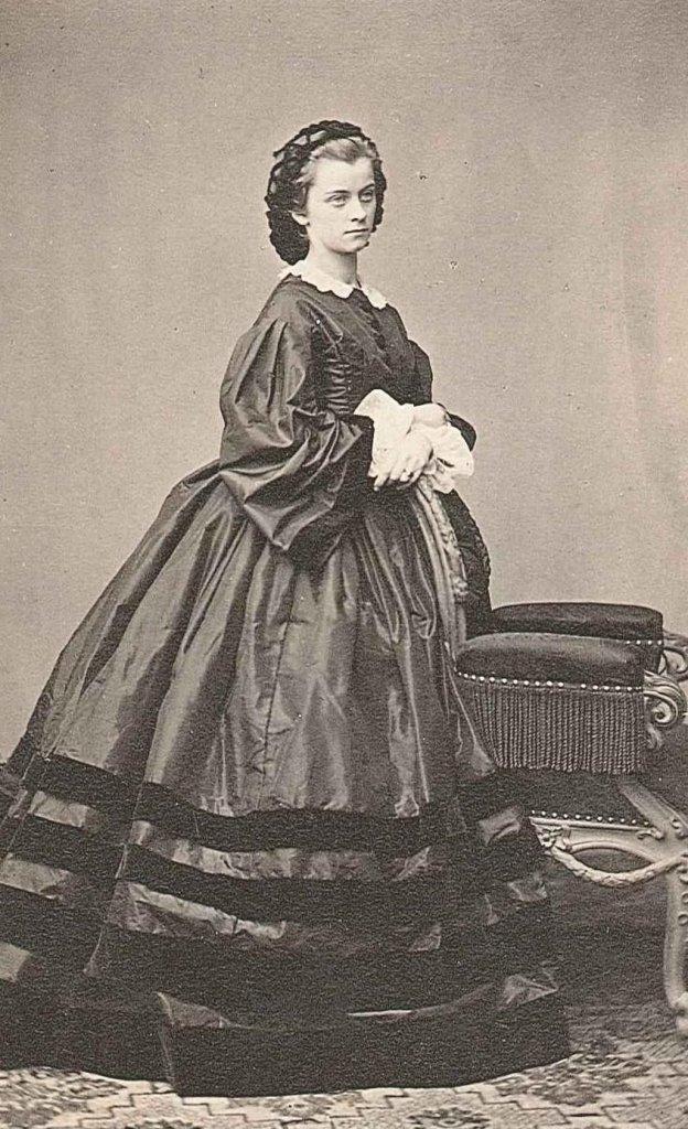Sophie-Charlotte en Bavière sœur de l'Impératrice Sissi